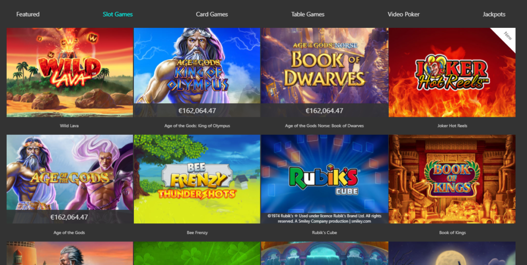 Bet365 casino review - Slots