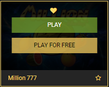 Play for free casino games option