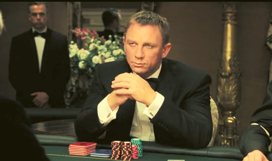 James Bond strategy