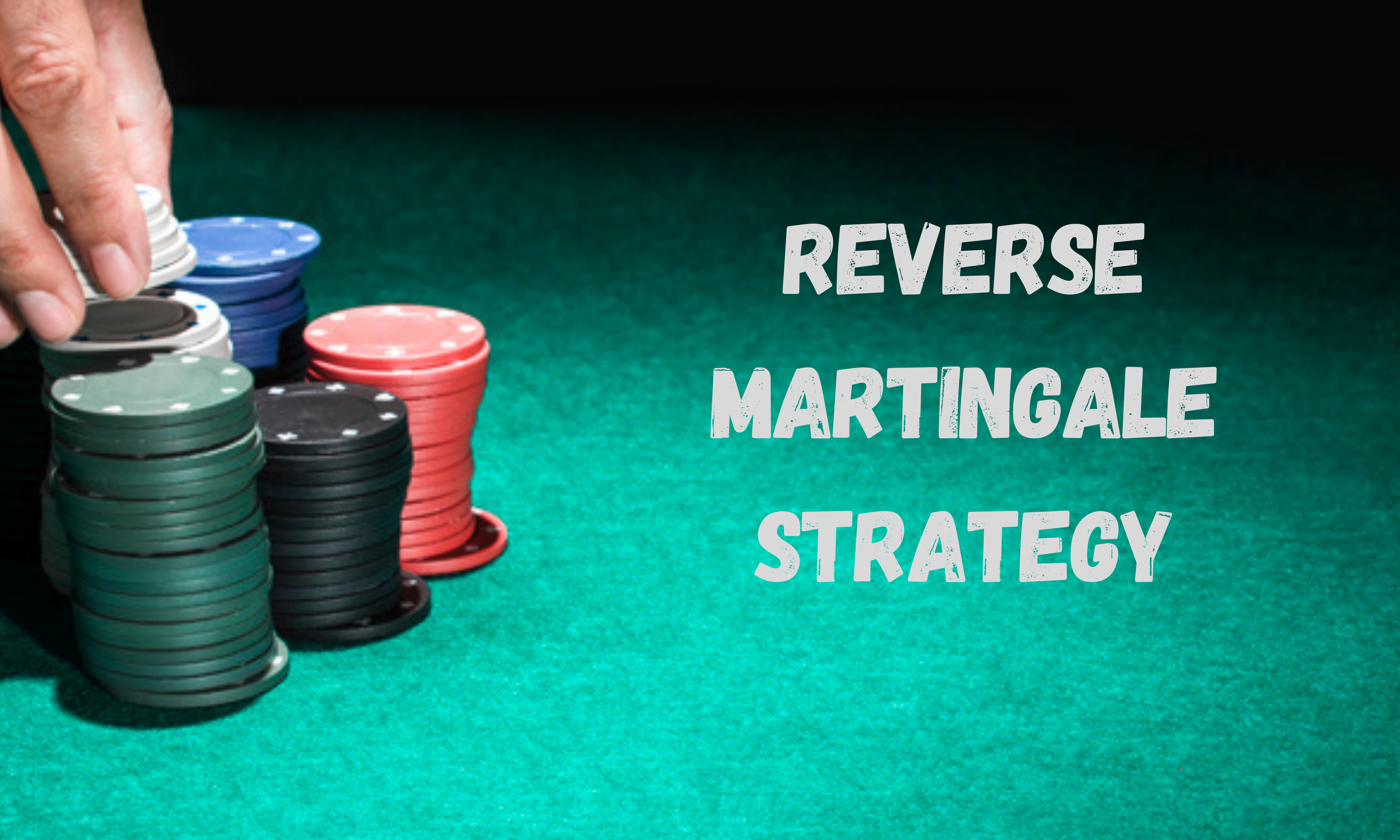 Reverse Martingale Strategy
