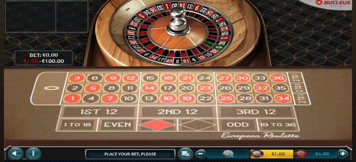 Roulette Casino Game