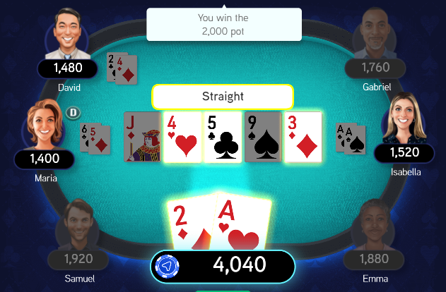 Texas Hold'em Poker