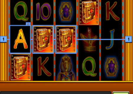 Book of Ra Slot Game by Novomatic