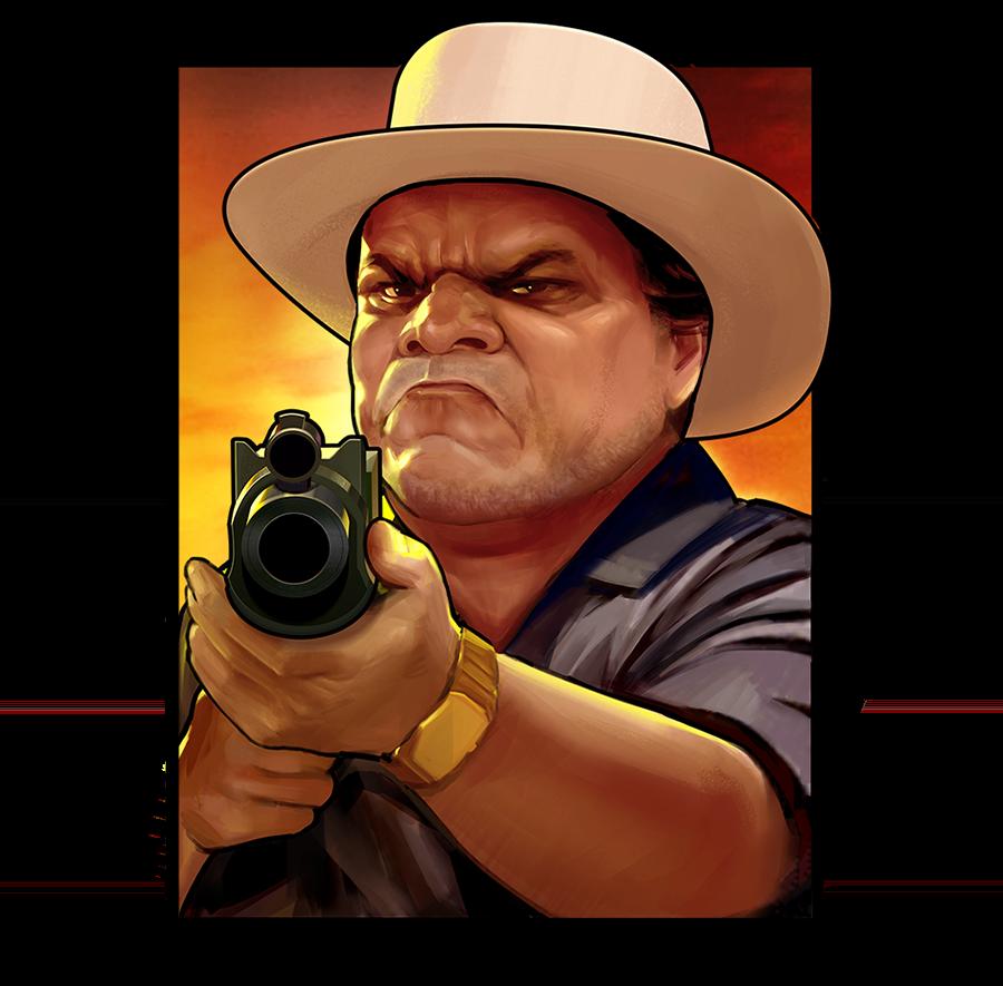 Jose Rodriguez Gacha Narcos slot game