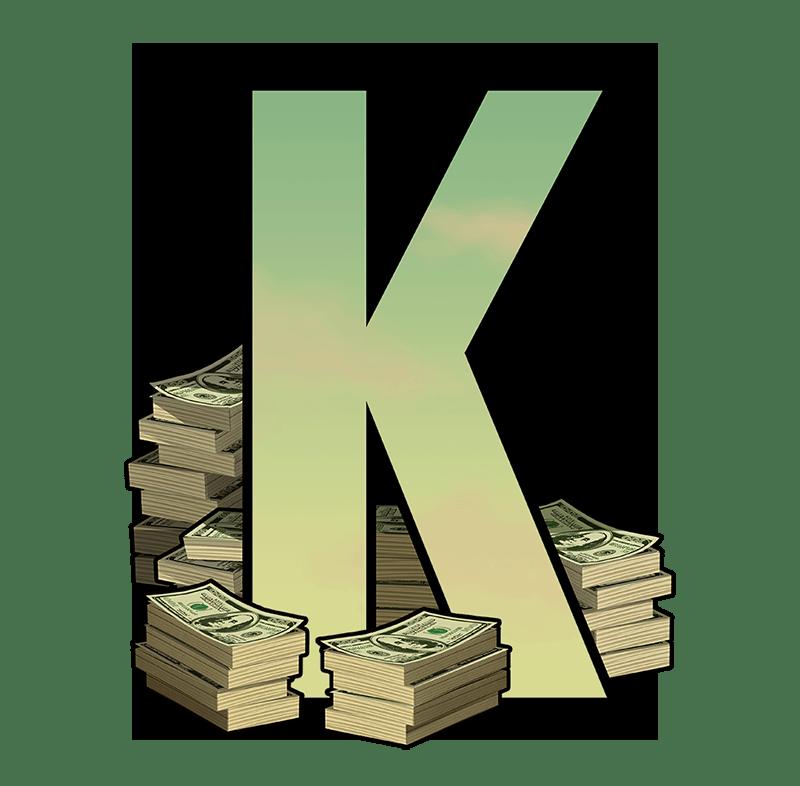 King Symbol Narcos slot game