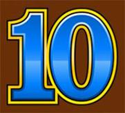 Mega Moolah 10 Symbol