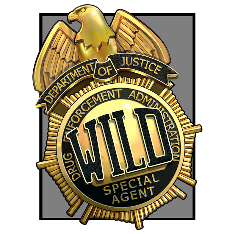 Wild Symbol Narcos Slot game