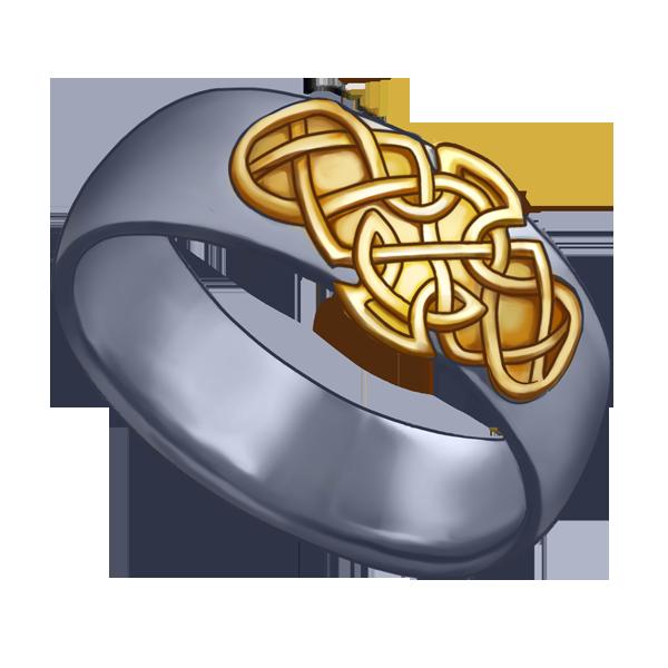 Hall of Gods ring symbol
