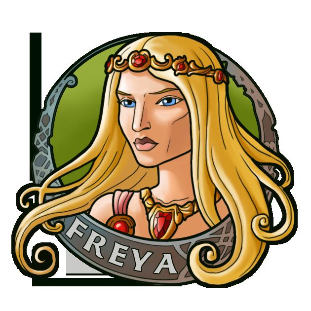 Freya symbol