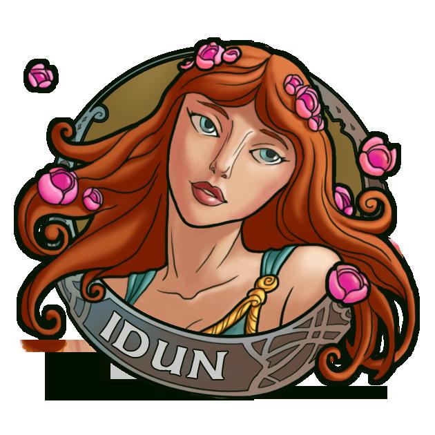 Idun symbol