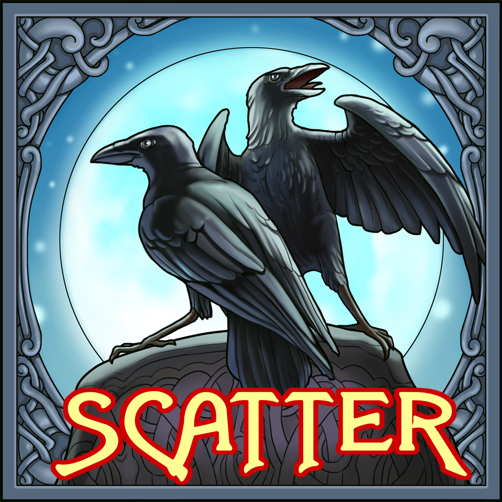 Hall of Gods scatter symbol
