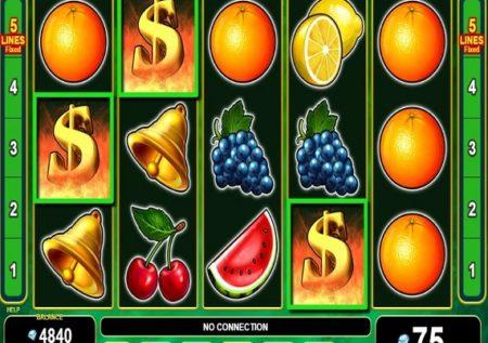 Burning Hot Slot Game by EGT