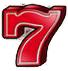Flaming Hot 7 Symbol