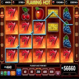Flaming Hot Slot Review