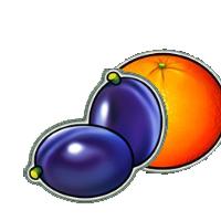 Fruit symbol Burning Hot slot