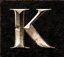 Game of Thrones K symbol