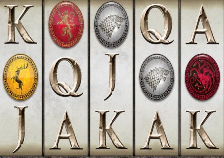 Game of Thrones Slot Game by Microgaming