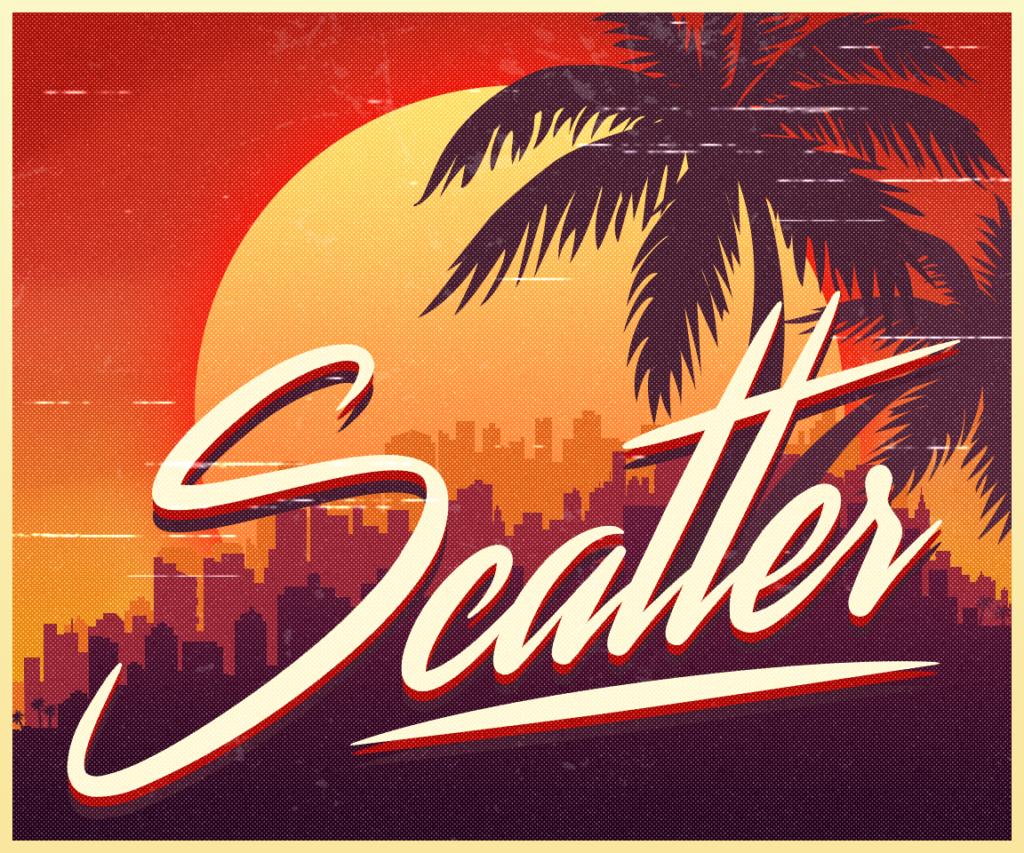 Hotline slot game Scatter Symbol