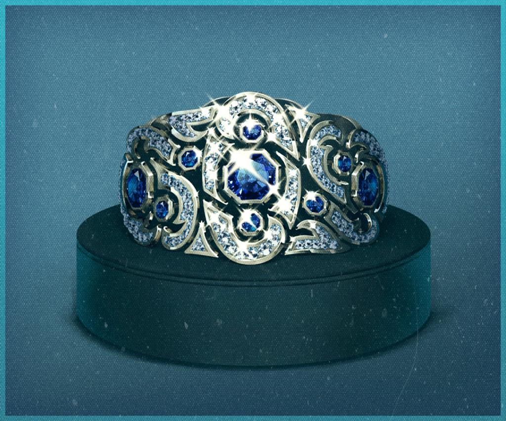 Hotline slot game Ring Symbol