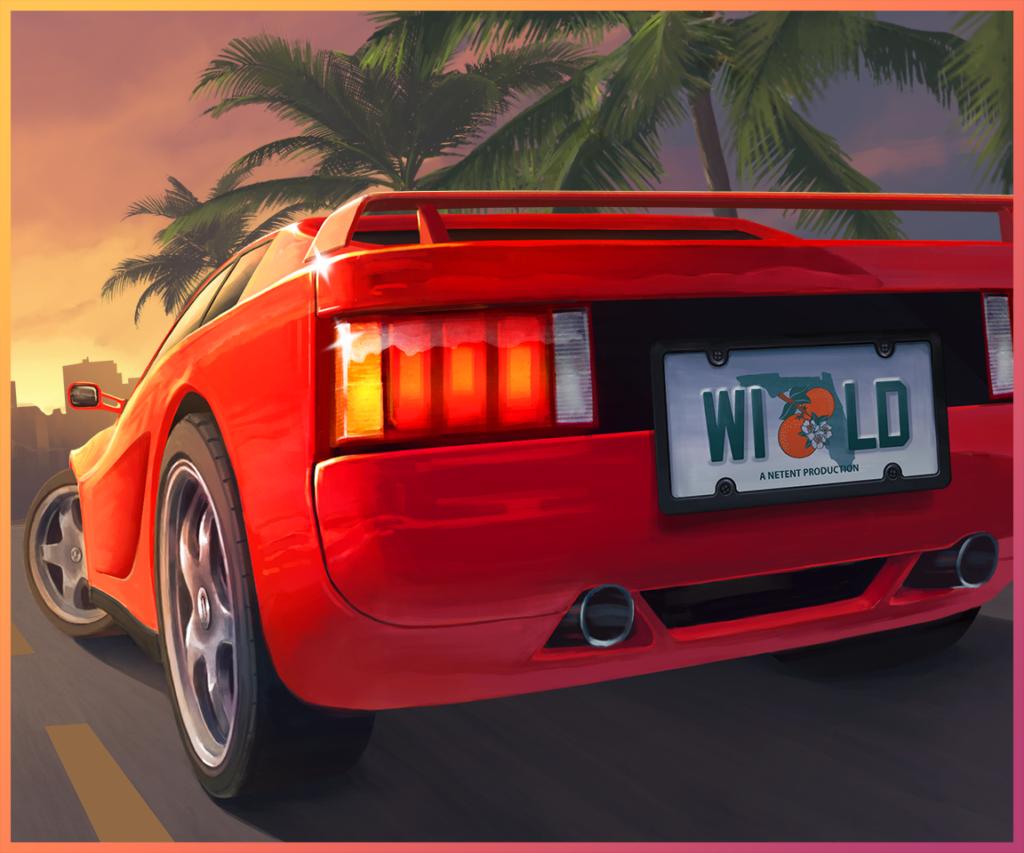 Hotline slot game Wild Symbol