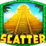 John Hunter and the Mayan Gods Scatter symbol