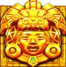John Hunter and the Mayan Gods Wild symbol