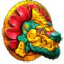 Quetzalcoatl symbol