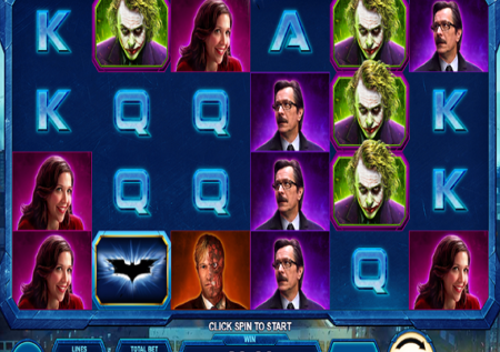 The Dark Knight Slot Game by Playtech