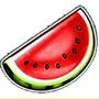 Watermelon symbol