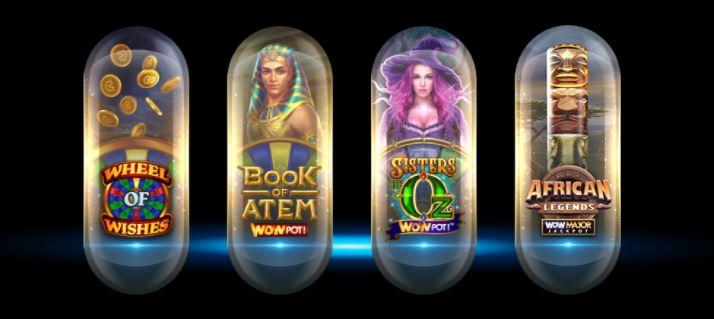 WowPot jackpot by Mega Moolah
