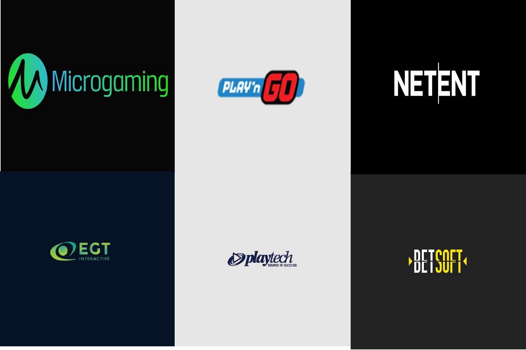 Gaming Software Providers
