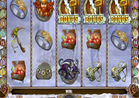 Hall of Gods Slot Game by NetEnt