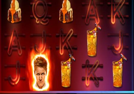 Gordon Ramsay Hell's Kitchen Slot Game by NetEnt