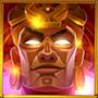 Aztec Gold Megaways high paying symbol