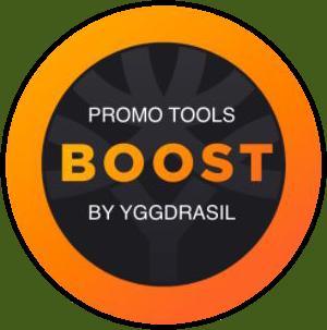 Boost promo tool Yddrasil