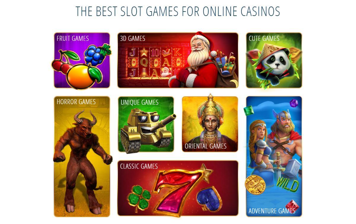 Endorphina Slot Games