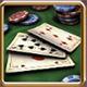 Poker cards symbol