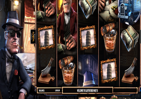 The Slotfather 2 Slot game by Betsoft