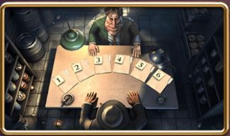 The Slotfather 2 Gangster Bonus game