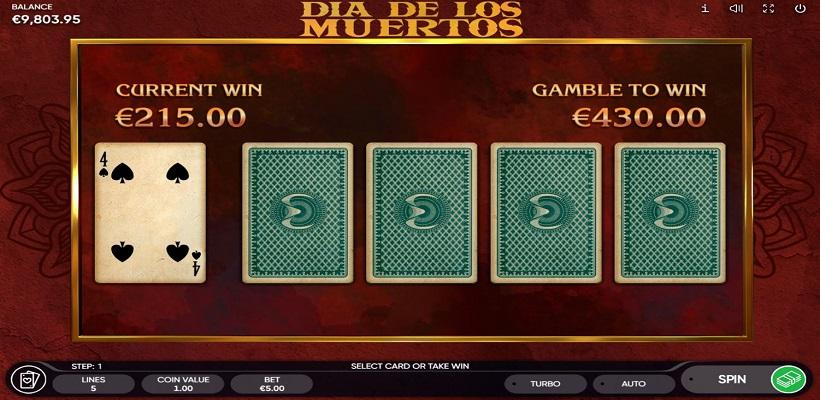 Dia de Los Muertos Gamble Feature
