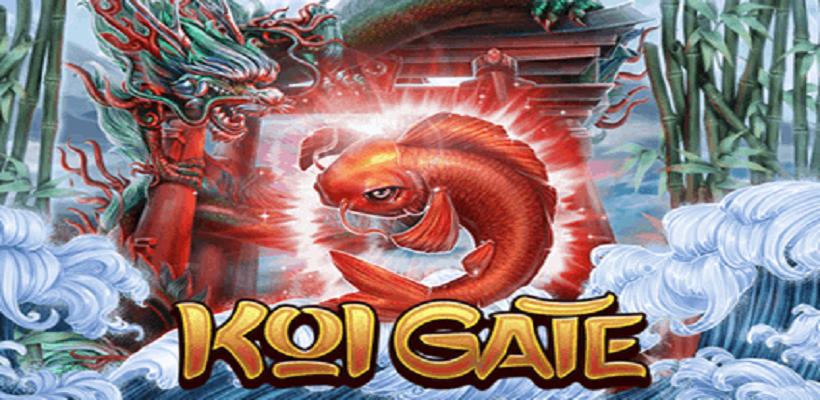 Koi Gate slot by Habanero