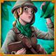 Mystery of Eldorado Girl Explorer symbol