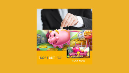 iSoftBet & Betsson Group launch Piggy Bank Megaways™ in unique custom game collaboration