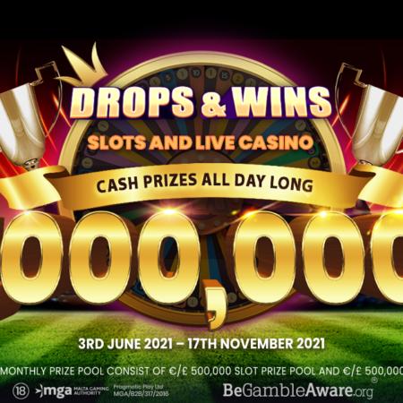 PRAGMATIC PLAY KICKSTARTS SUPERCHARGED €7,000,000 DROPS AND WINS PROMOTION
