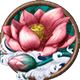 Water lily symbol