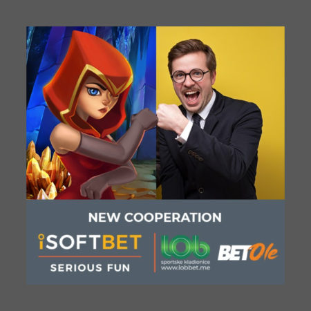 iSoftBet secures content agreement with BetOle and Lobbet