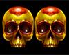 yellow skull symbol
