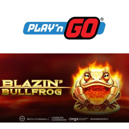 Blazin' Bullfrog Brings The Heat
