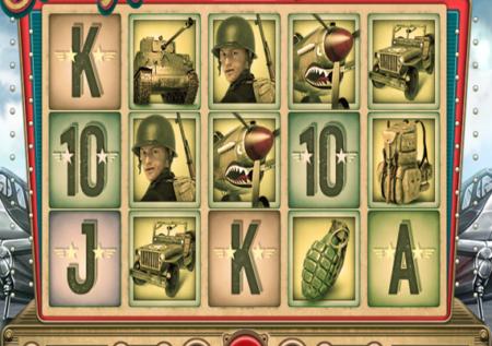Bombs Away Slot Game by Habanero
