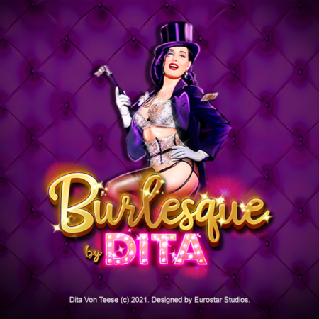 Microgaming raises the curtain on show-stopping new Dita Von Teese branded slot